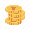 cash, earning, finance, money, saving icon
