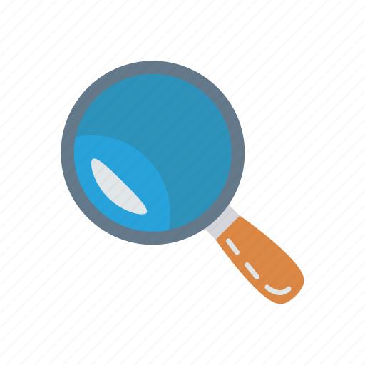 find, glass, magnifier, money, search icon
