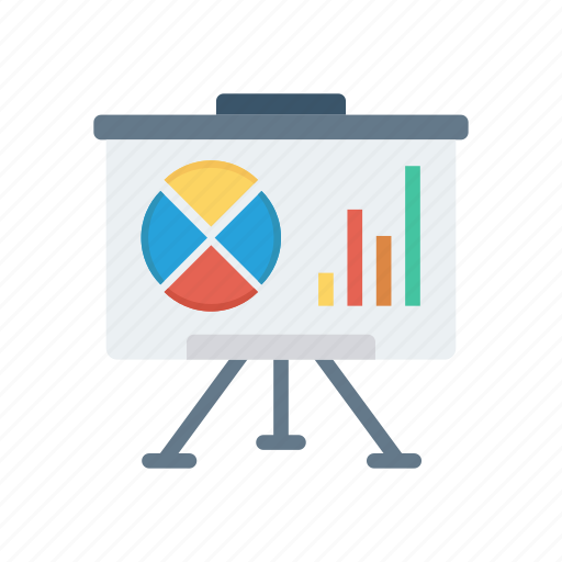 Chart, diagram, graph, presentation, statistic icon - Download on Iconfinder