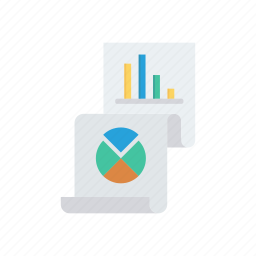 document, flyer, record, report, sheet icon