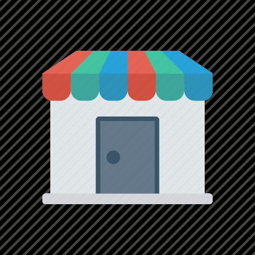 building, estate, market, shop, store icon