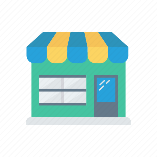 building, market, shop, shoppingmall, store icon