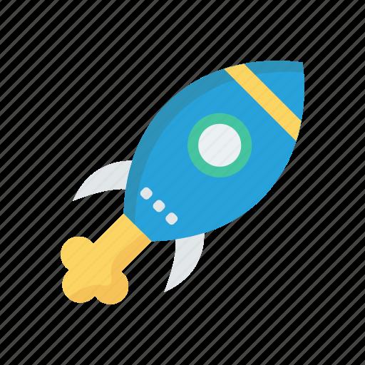 Boost, launcher, rocket, speedup, startup icon - Download on Iconfinder
