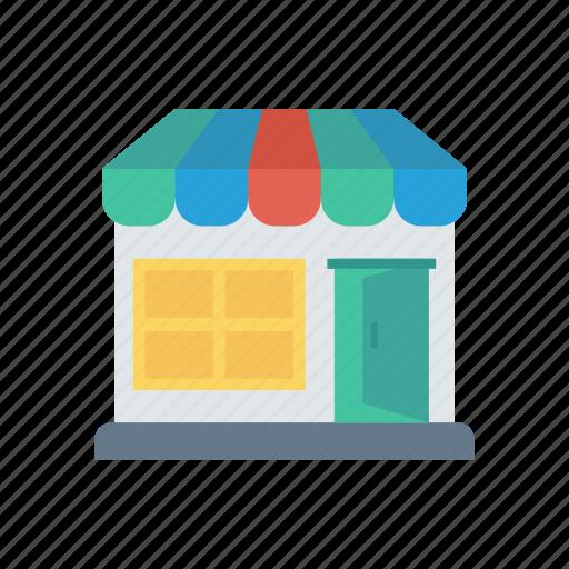 building, mall, market, shop, store icon