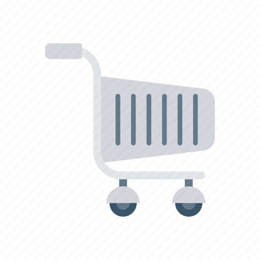 basket, buying, cart, shopping, trolley icon