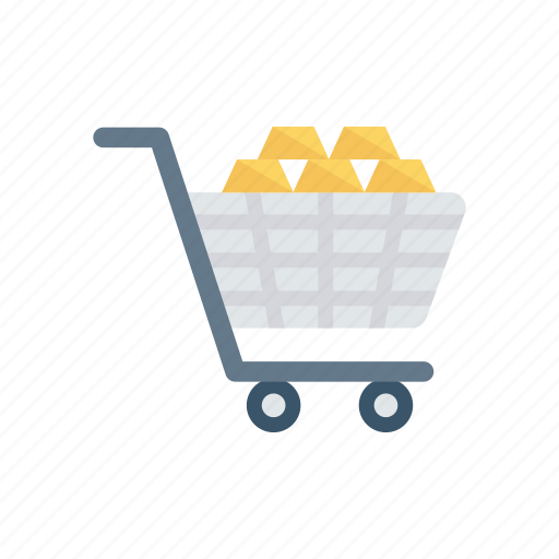 buying, cart, dolly, shopping, trolley icon