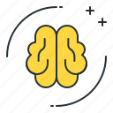brain, brainy, intelligence, simulation