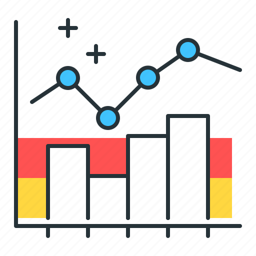 Diagram, bar chart, chart, graph, statistics icon - Download on Iconfinder