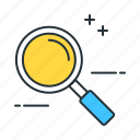 search, magnifier, magnifying glass, zoom