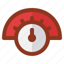 business, interface, speedometer, start, startup icon