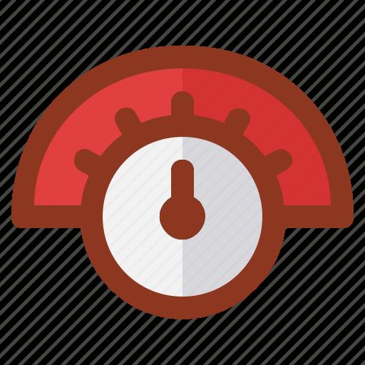 business, interface, speedometer, start, startup icon