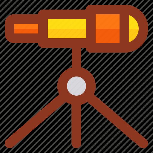 business, interface, start, startup, telescop icon