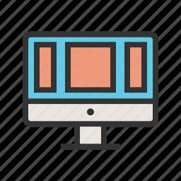 application, developer, development, programming, startup, technology, web icon