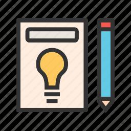 creative, idea, innovation, internet, network, plan, web icon