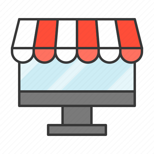 marketing, online, shopping, startup icon