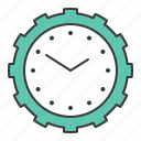 clock, schedule, startup, time, timer icon