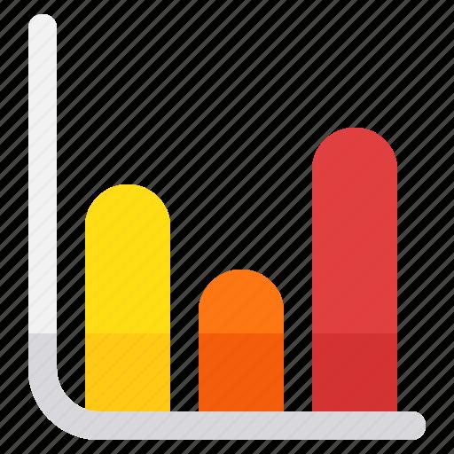 business, diagram, interface, start, startup icon