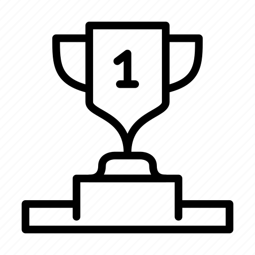 award, best, cup, prize, trophy, winner icon