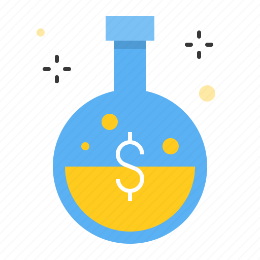 analyze, chemical, marketing, research, startup icon