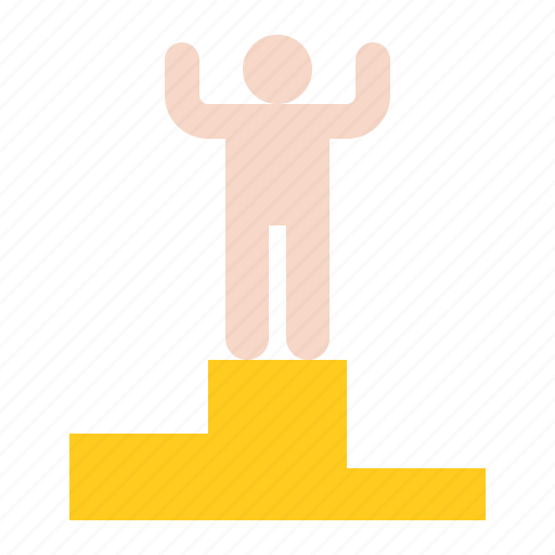 competition, first, goal, startup icon