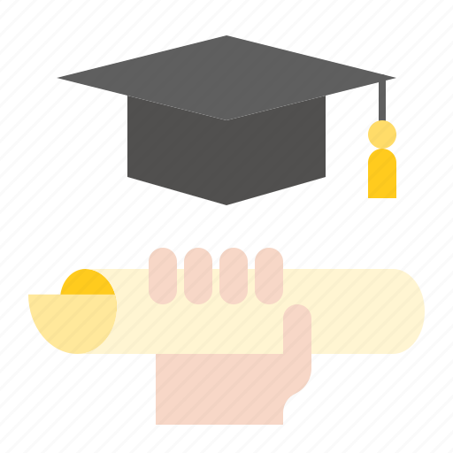 education, graduation, learning, startup icon