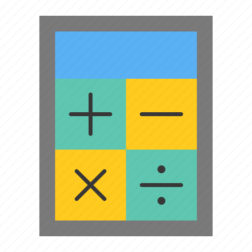 calculate, calculation, calculator, startup icon