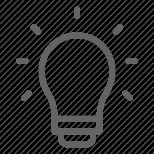 idea, innovation, startup icon