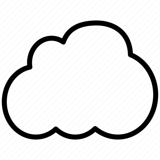 cloud, saas icon