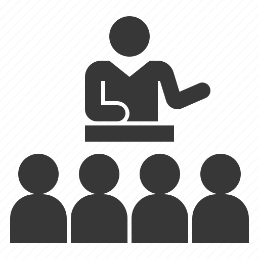 business, infomation, presentation, report icon