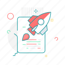 code, doc, launcher, startup icon