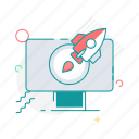 code, device, launcher, startup icon