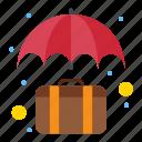 bag, briefcase, case, insurance, office