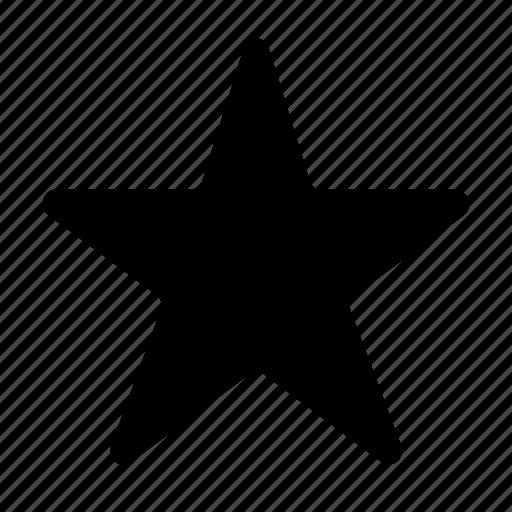Bookmark, favorite, favourite, mark, star icon - Download on Iconfinder
