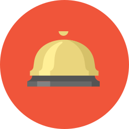 bell, business, customer service, important, retail, ring, service icon