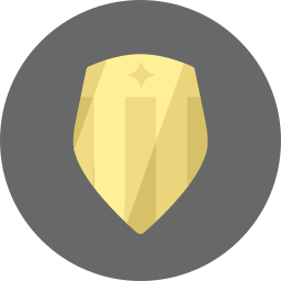award, block, guard, protect, protection, safe, secure, security, shield icon