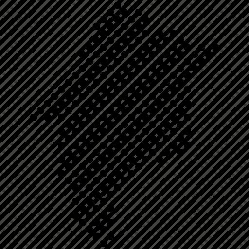 dots, federation unit, ma, map, maranhão, states of brazil icon