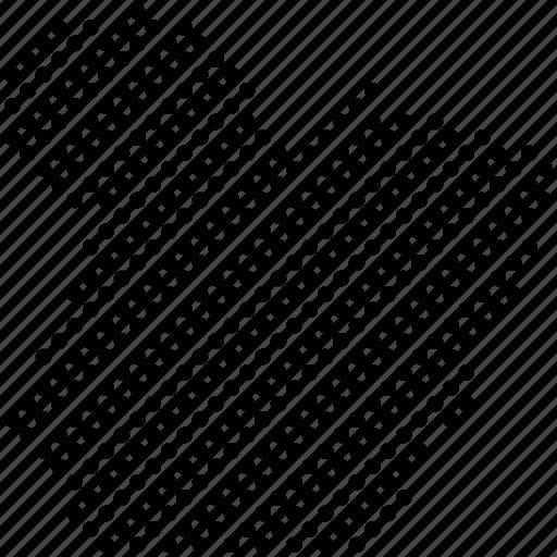 dots, federation unit, map, pa, pará, states of brazil icon