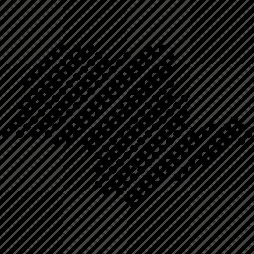 dots, federation unit, map, sp, states of brazil, são paulo icon