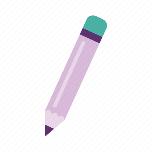 office, pencil, stationery, tool, work, write, writing icon