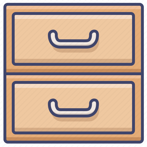archive-cabinet-drawer icon