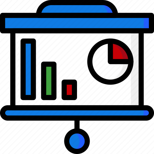 color, office, presentation, school, screen, stationary, ultra icon