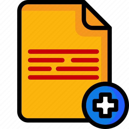 Color, document, new, office, school, stationary, ultra icon - Download on Iconfinder