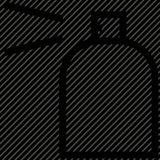 adhesive, bottle, spray, spray adhesive, stationery, stationery glue icon