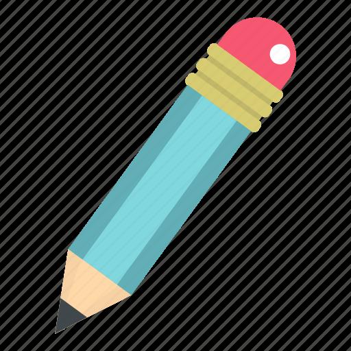 draw, drawing, education, graphite, pencil, school, write icon