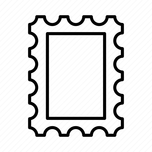 ecommerce, mail, office, online, post, stamp, stationery icon