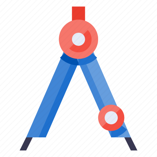 Business, compass, equipment, office, stationery, work icon - Download on Iconfinder