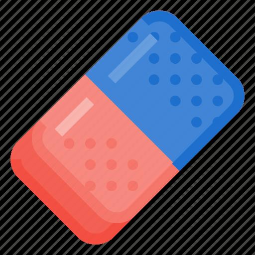 Business, equipment, eraser, office, stationery, work icon - Download on Iconfinder