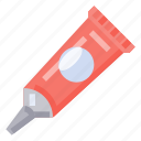 business, equipment, glue, office, stationery, work icon