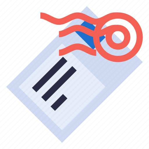 Business, equipment, office, poscard, stationery, work icon - Download on Iconfinder