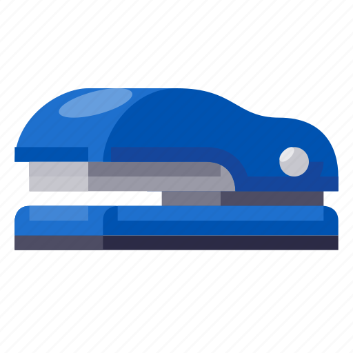 business, equipment, office, stapler, stationery, work icon